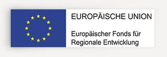 Europäischer Fonds für regionale Entwicklung Logo