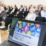 Hightech Transfertag im Wissenschaftspark Potsdam-Golm | Foto: David Marschalsky
